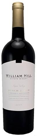 William Hill Winery Cabernet Sauvignon Bench Blend
